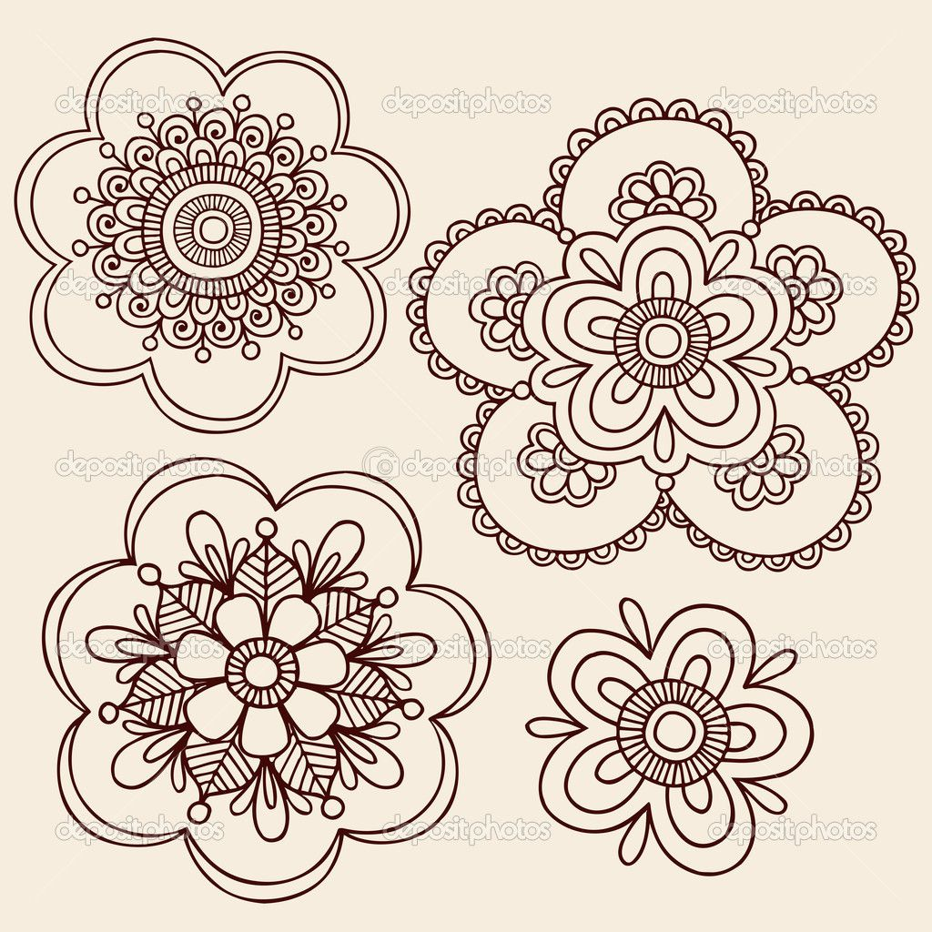 henna tattoo designs and meanings henna flower