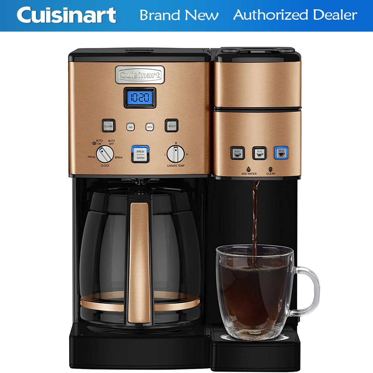 Home in 2020 Coffee maker, Filter coffee machine, Cuisinart