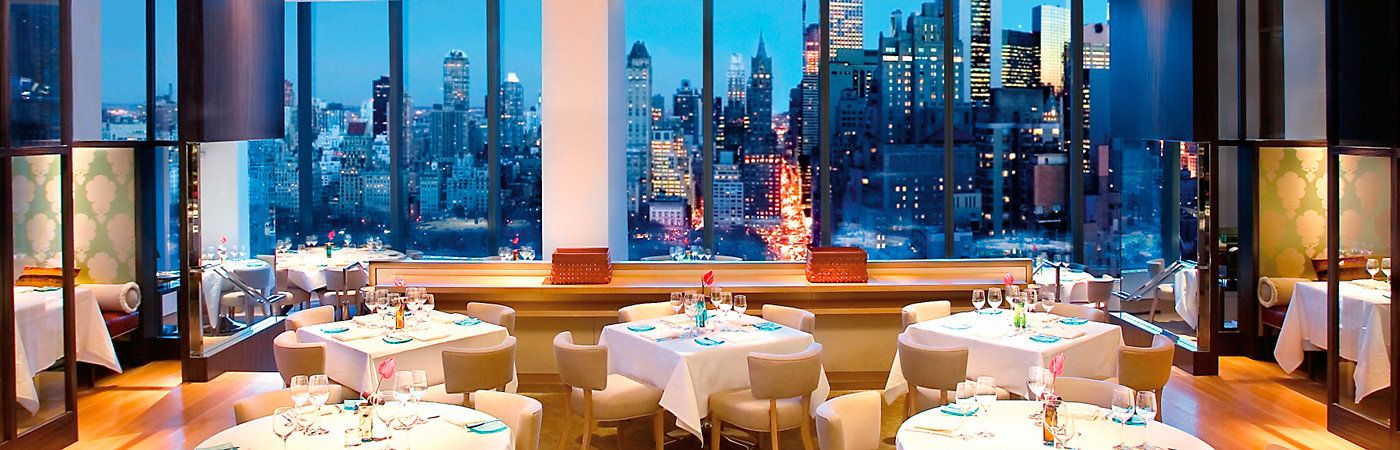 Asiate -Mandarin Oriental offers the best in New York fine ...