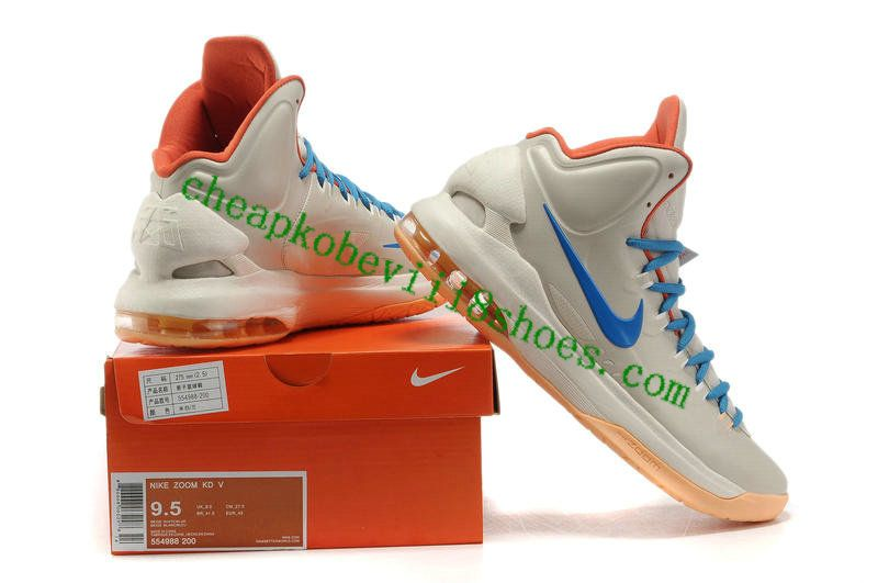 official photos ec37a a3f35 Cheap KD 5 basketball shoes   all nikes for half off
