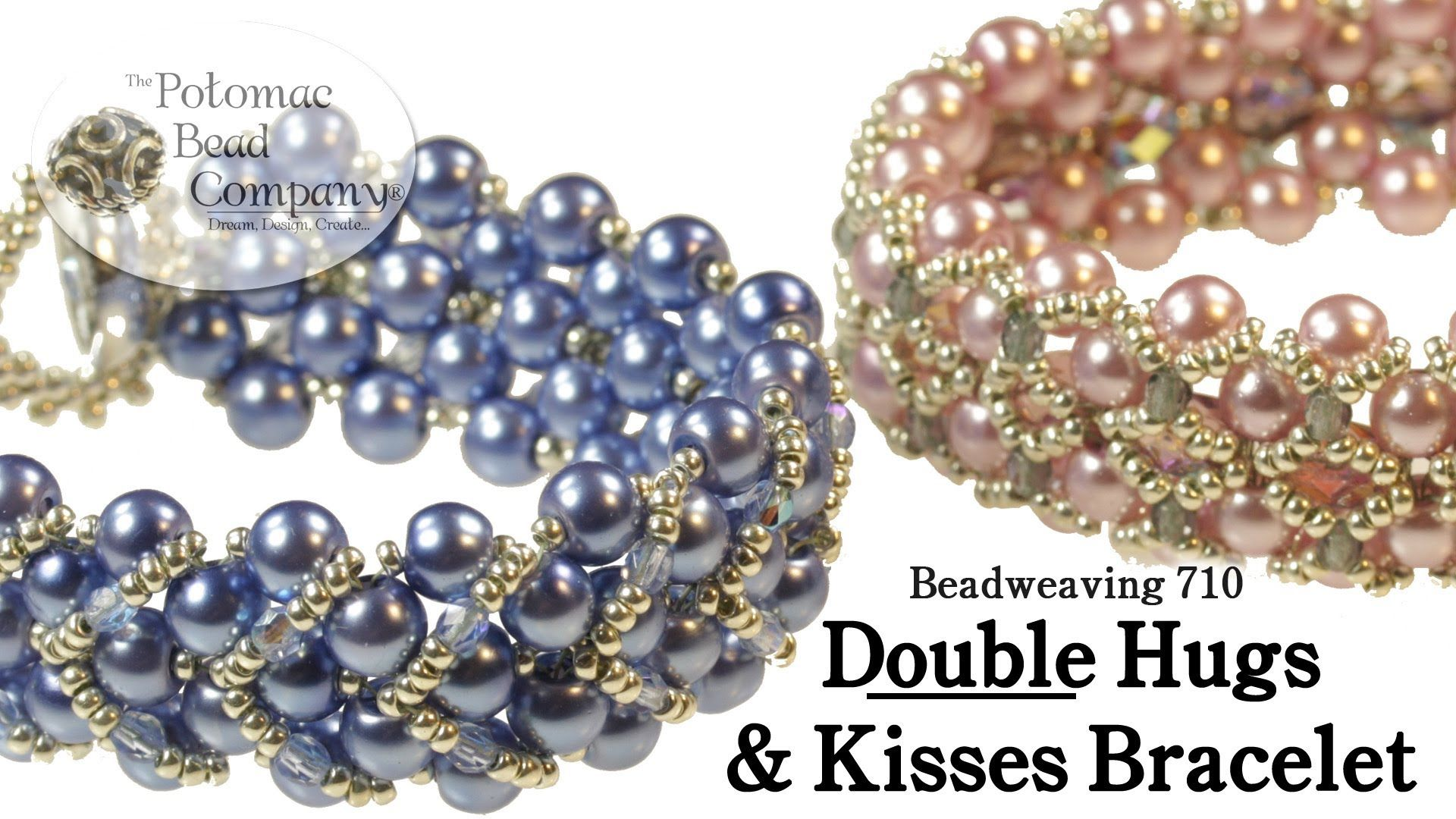 Free master class on weaving bracelets from beads with step-by-step photos