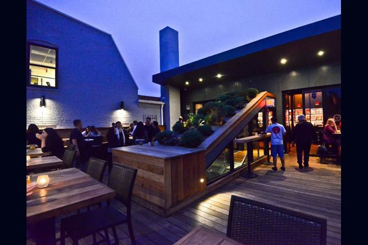 11 Rooftop Bars And Restaurants For Late Night Sipping In Washington Dc This Summer