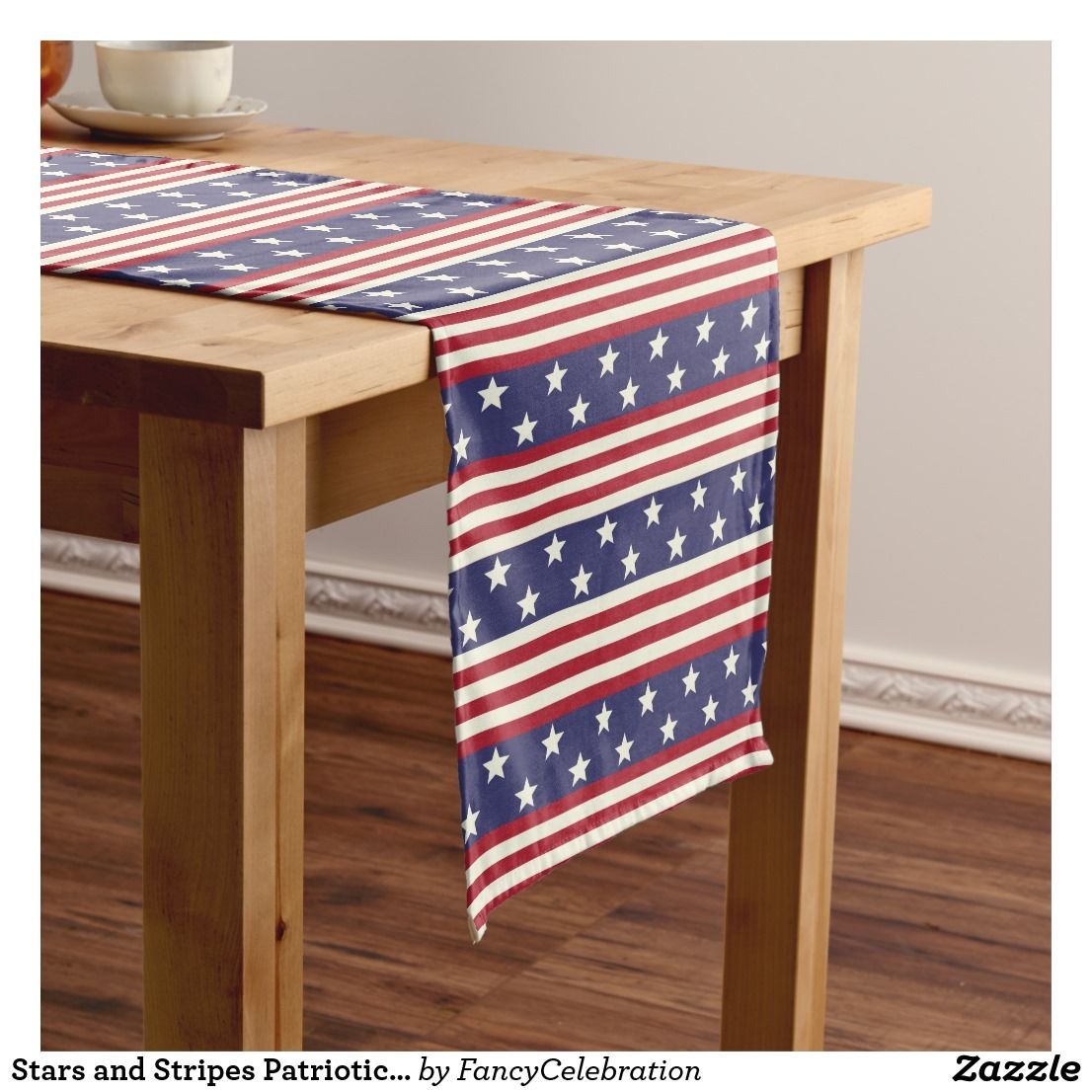Stars and Stripes Placemats Fourth of July Placemats Patriotic Decor American Flag Placemats Table Setting Memorial Day Placemats