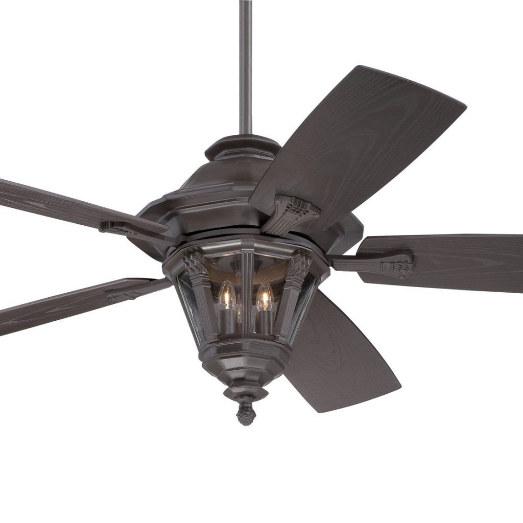Black Wrought Iron Ceiling Fan With Light Ceiling Fan Ceiling