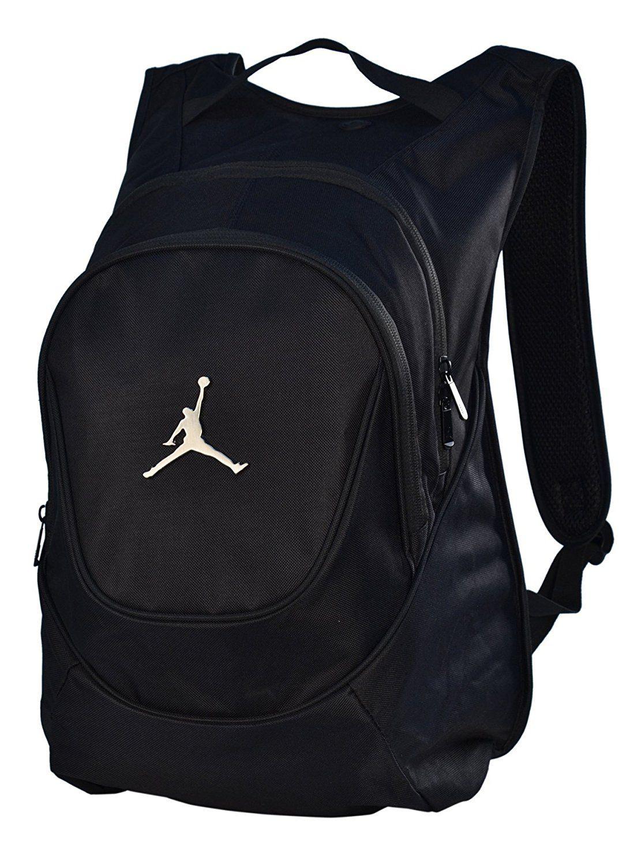 30cc68bcc639 Jordan Nike Air Jumpman Backpack Book Bag-Black   Discover this special  product