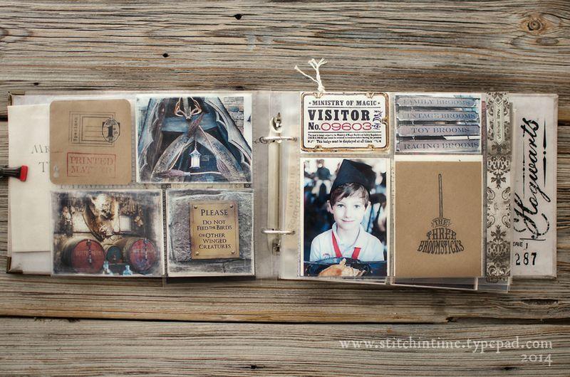 Harry Potter minialbum