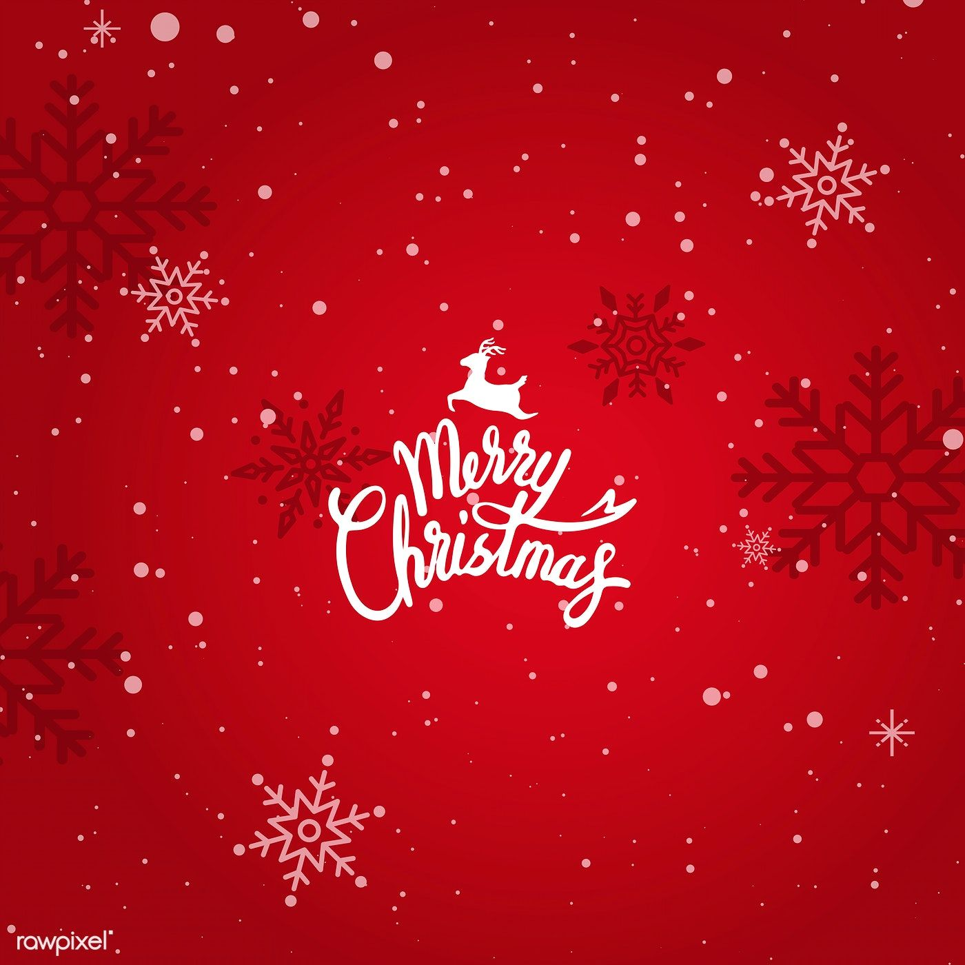 Merry Christmas Winter Holiday Background Vector Free Image By Rawpixel Com A Christmas Background Vector Merry Christmas Vector Merry Christmas Background