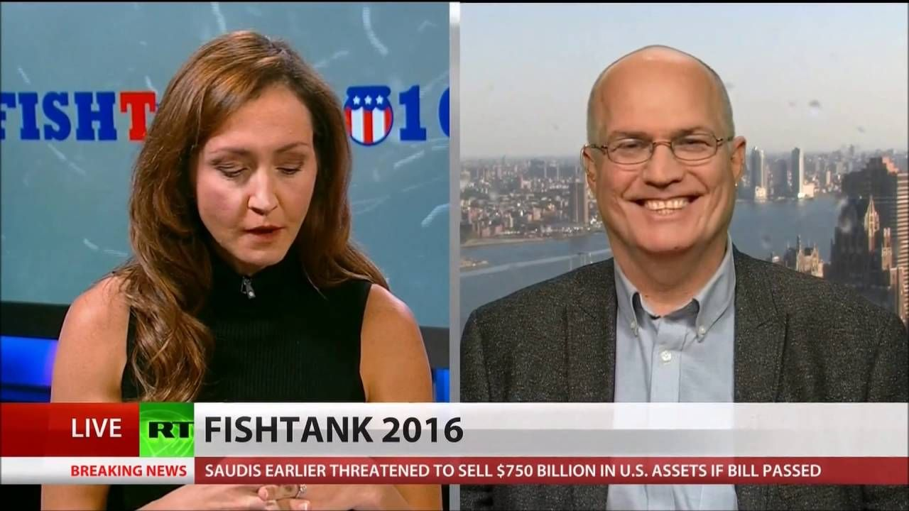 Green Party Campaign Manager David Cobb Talks about Presidential Debates...