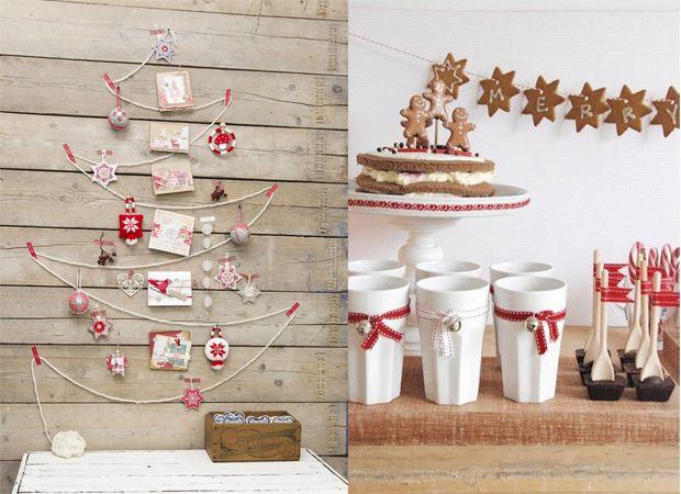 Z potrzeby piękna....: dekoracje świąteczne