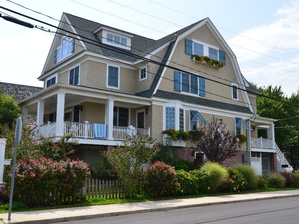 The Corner Beach House 2021 May June Fall Available Booking 2022 Now Cape May Beach Cottage Exterior Cottage Exterior Rental Property