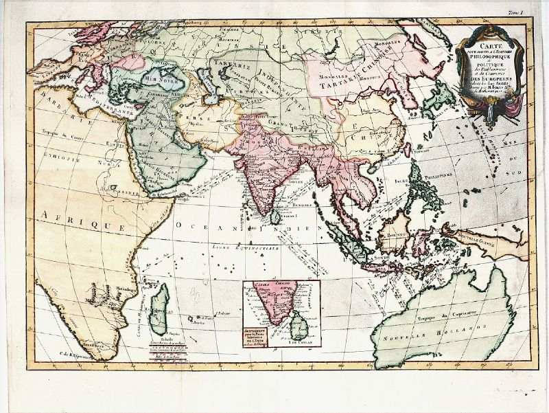 Antique maps of asia antique map of south east asia philippines antique maps of asia antique map of south east asia philippines japan gumiabroncs Images