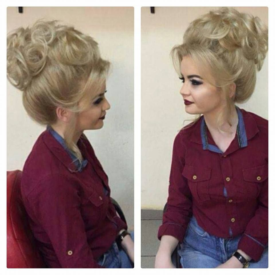 Beehive Hairstyles For Wedding: Pin By Renee' On Hair Care & Hairstyles In 2019