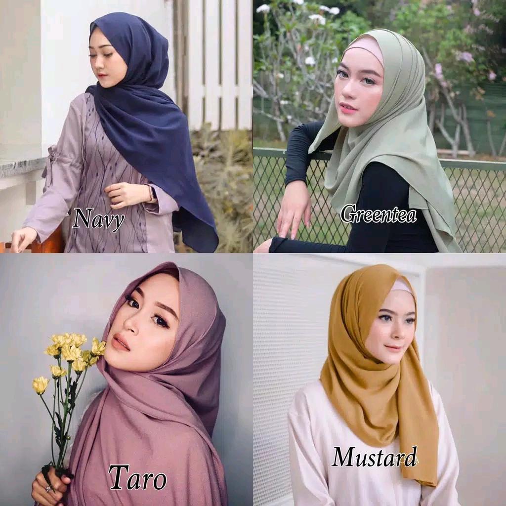Tutorial Jilbab Pashmina Ala Sabyan Kursus Hijab Gaya Anak