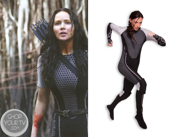 Shop Your Tv Catching Fire Katniss 39 Arena Outfit Catching Fire Fashion Style Clothes