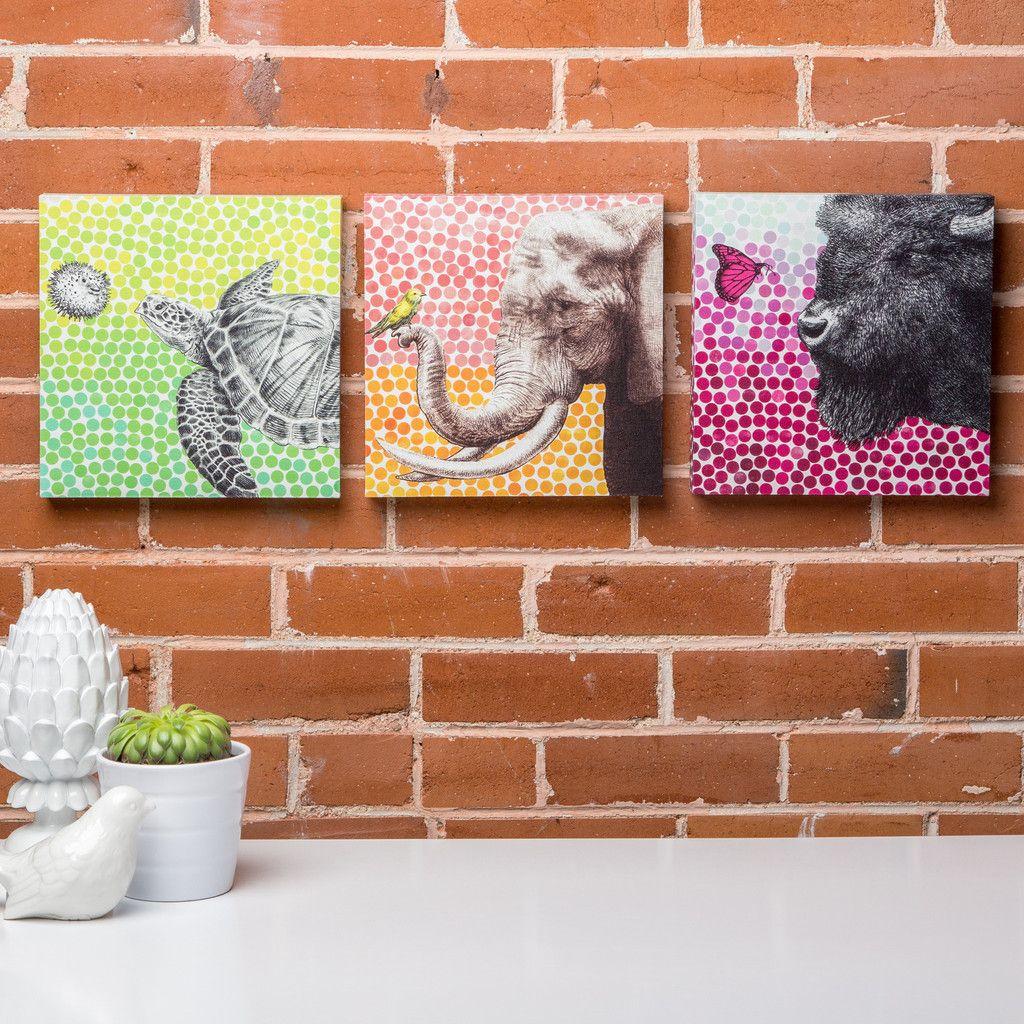 Garima Dhawan Canvas Print Set 2 | DENY Designs Home Accessories