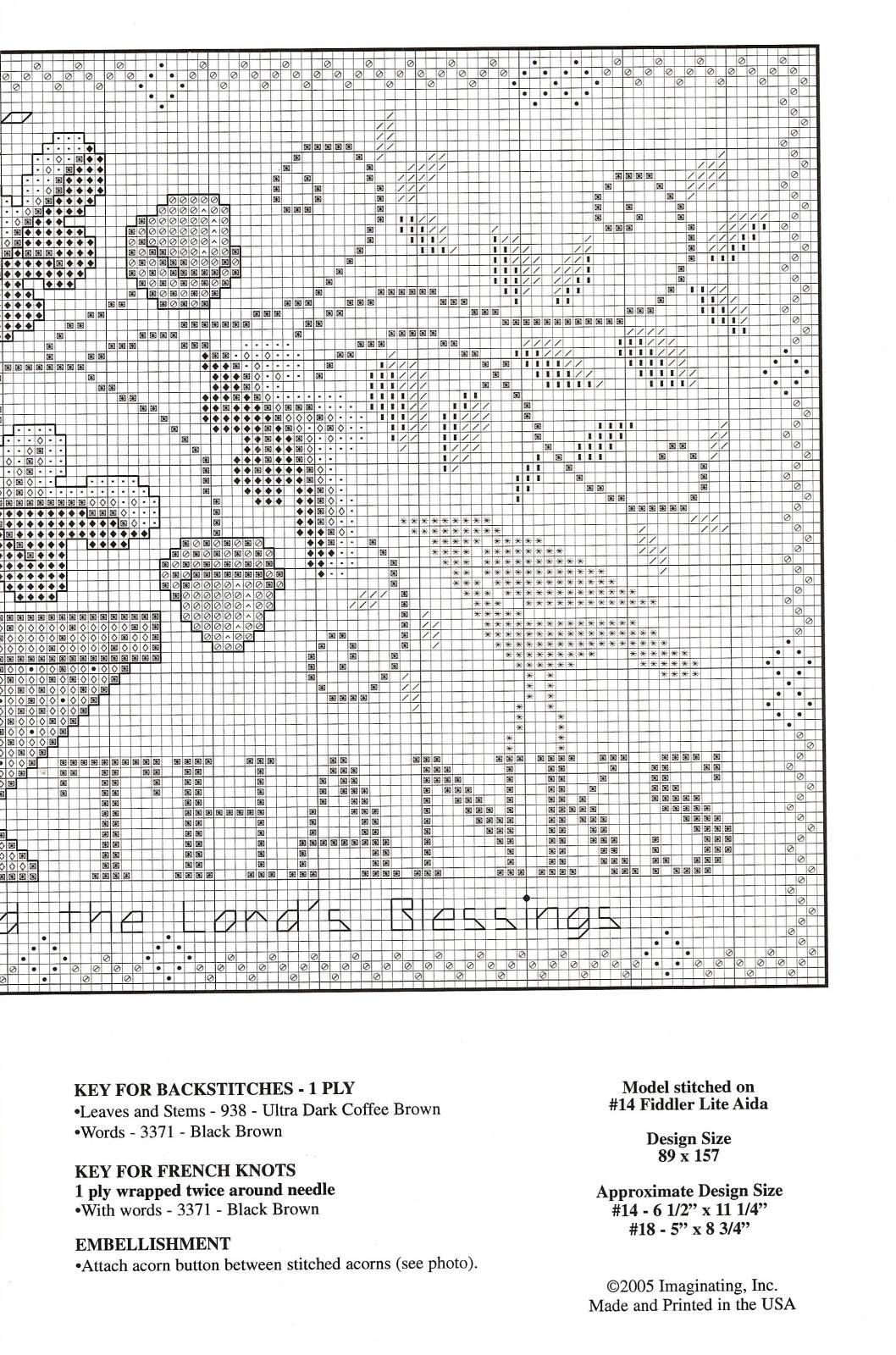 Give Thanks Part 3 | Crafts | Pinterest | Punto de cruz, Punto and ...