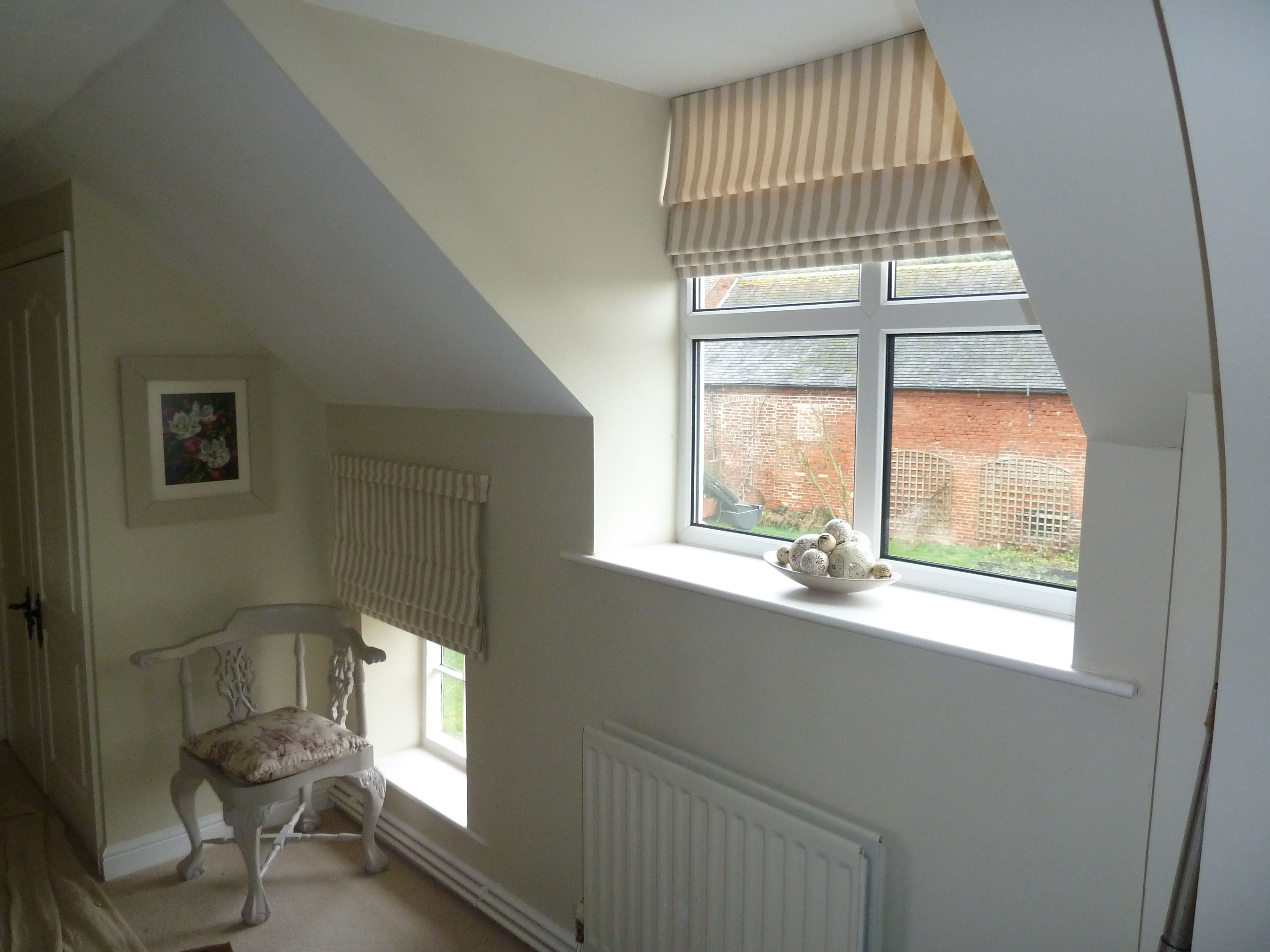 Perfect For Dormer Windows With No Stack Back Space The