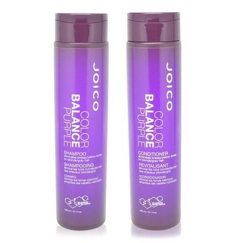 Joico Color Balance Purple Shampoo Plus Conditioner 10.1 oz #purpleshampoo Joico Color Balance Purple Shampoo Plus Conditioner 10.1 oz. #purpleshampoo Joico Color Balance Purple Shampoo Plus Conditioner 10.1 oz #purpleshampoo Joico Color Balance Purple Shampoo Plus Conditioner 10.1 oz. #purpleshampoo