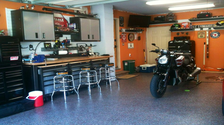 Cool Garages 7 Manly And Garage Ideas