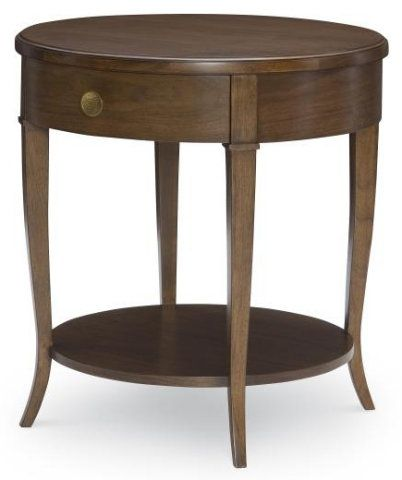 Best Round Night Stand With One Self Nightstands 640 x 480