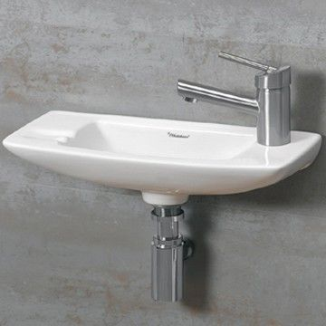 Small Bathroom Sinks  Isabella Small Wall Mount Bathroom Sink Glamorous Bathroom Sinks Small Review