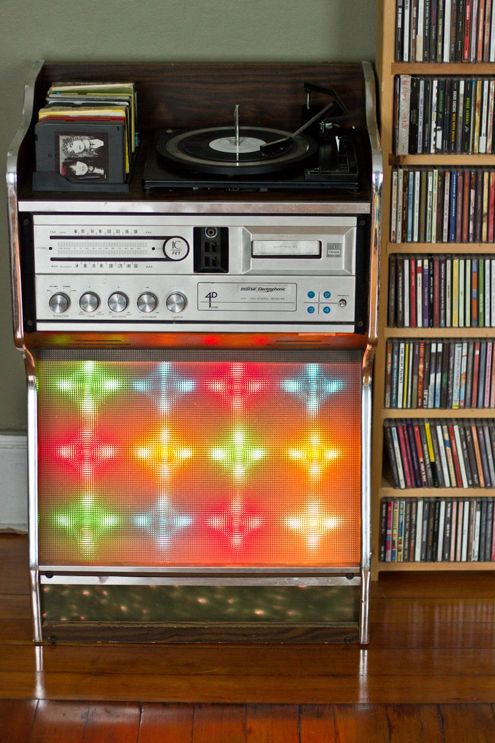I Had This Exact Record Player When I Was About 12 To 15