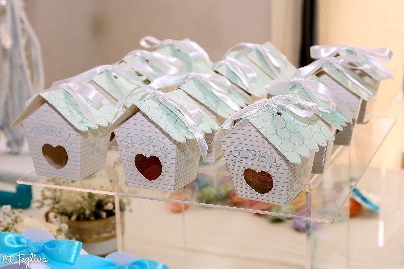 Casita papel pinterest for 3 little birds salon