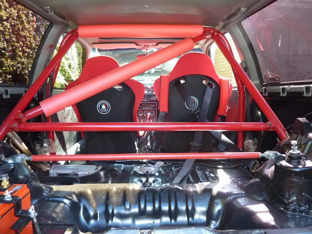 Honda Ef Custom Designs Roll Cage Honda Custom Design