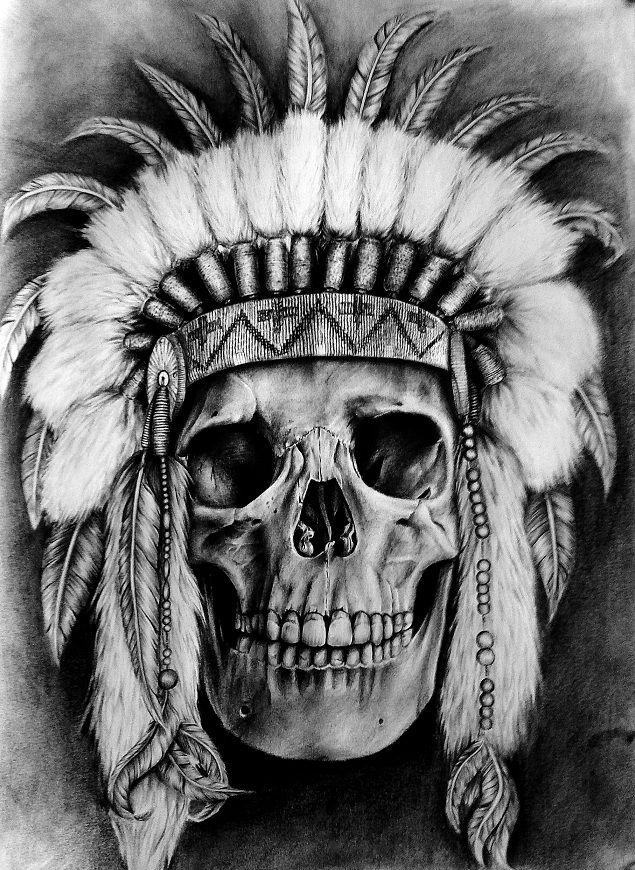 картинки на телефон черепа индейцев примером видоизменения подземного