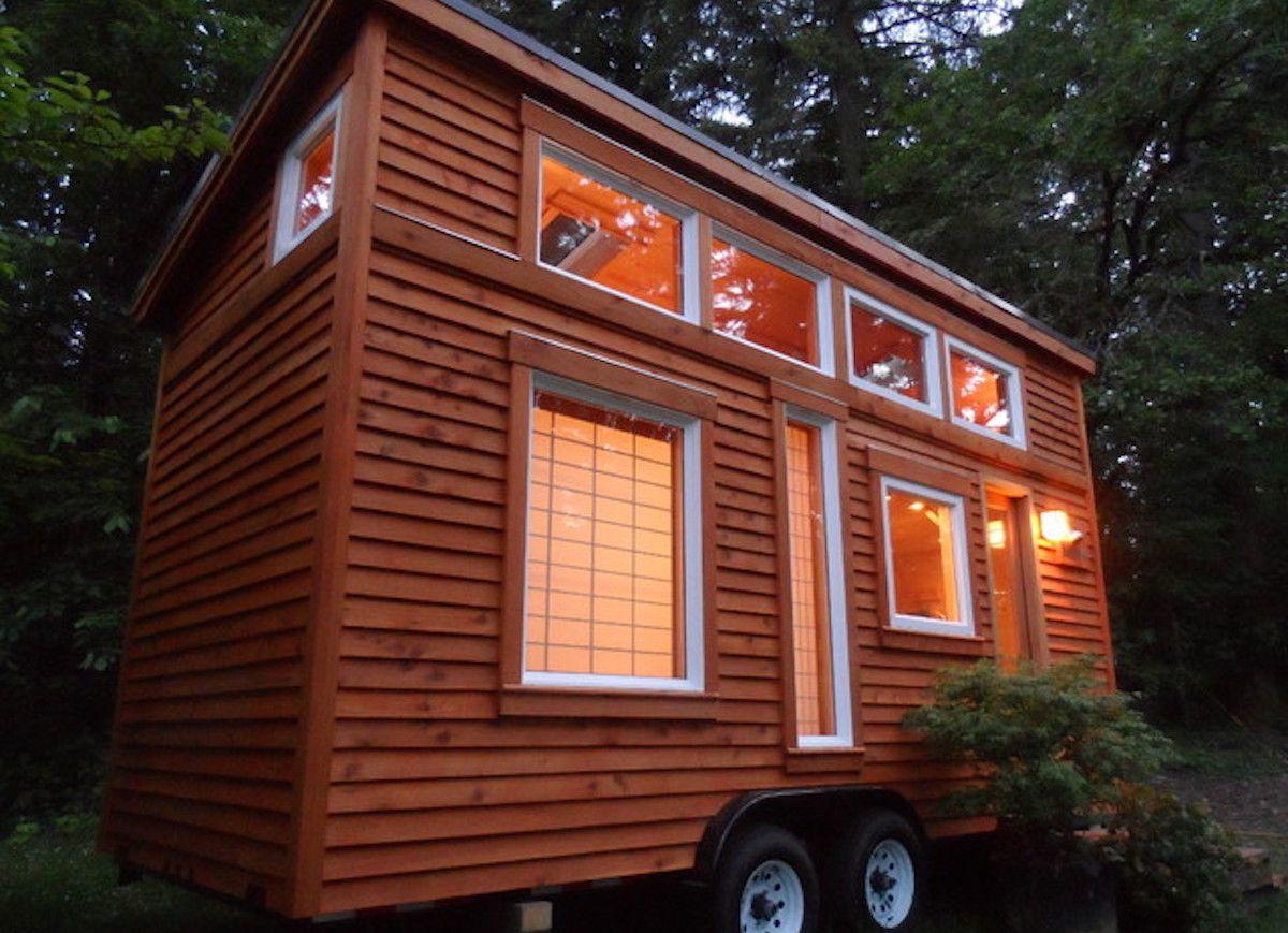 The Best Tiny Homes Of 2016 Tiny House Loft Tiny House Towns Portable House