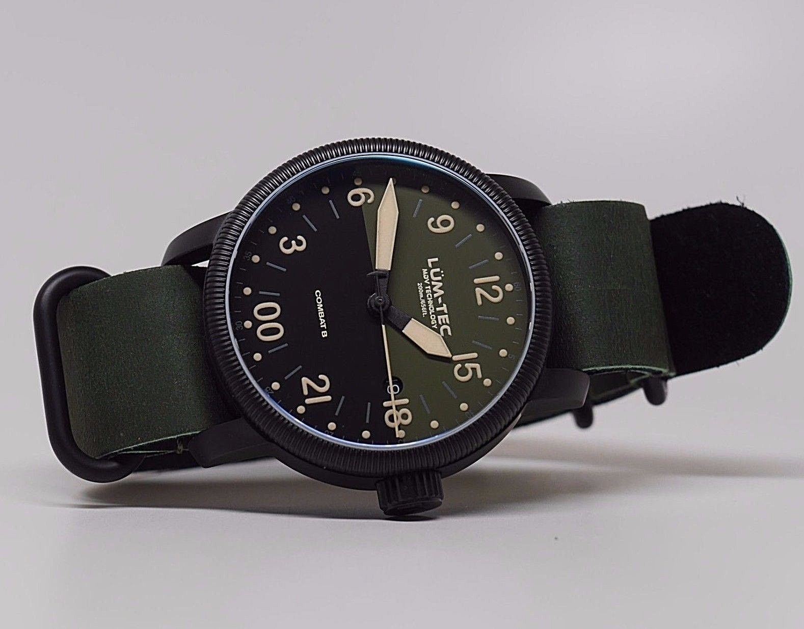 product limited with lum lume carbon edition mdv automatic miyota watches composite watch combat tec