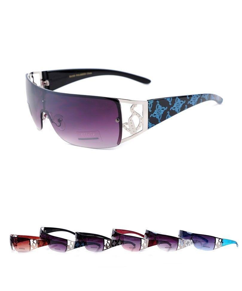 Ellsie Brand Baby Phat Style Designer Fashion Sunglasses Women Fade ...