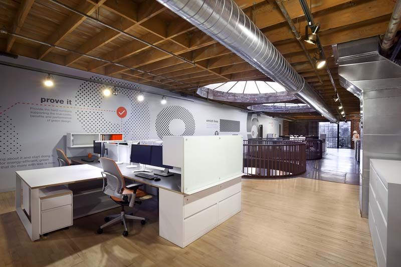 office design firm. California-based Architecture Firm, LPA, Recently Renovated The Wonder Bread Building In San Diego Order To House Their Growing Operations. Office Is Design Firm Pinterest