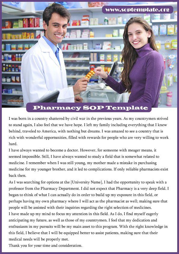 Best Pharmacy Sop Template Pharmacy Fun College Readiness Pharmacy