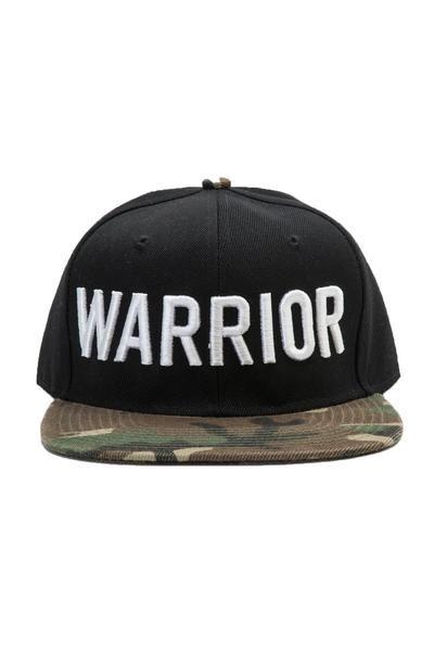 Warrior Snapback Camo - Spiritual Gangster - 1  6dc596f9956a