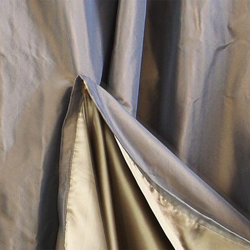 le monde sauvage rideau taffetas de soie tende rideaux curtains pinterest taffetas de. Black Bedroom Furniture Sets. Home Design Ideas