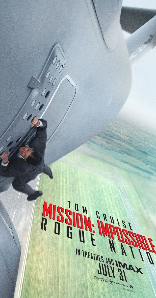 Directed by Christopher McQuarrie. With Rebecca Ferguson, Tom Cruise ...