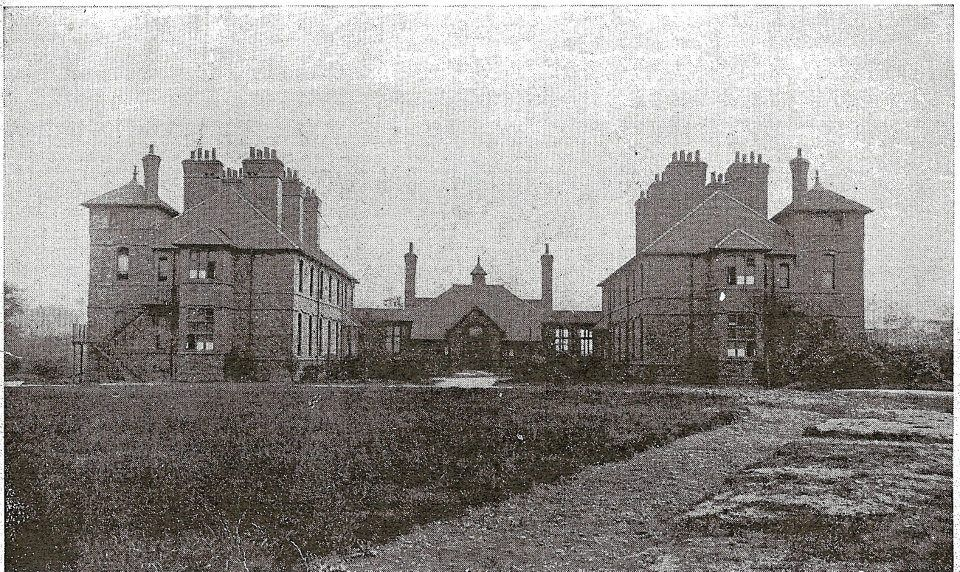 Highfield Military Hospital Nurses Home Later Broadgreen Hospital Liverpool City Liverpool History Liverpool