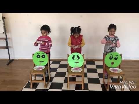 Photo of Okuma yazma oyun makarna yedirme oyunu şaşkın#kızgın#mutlu#okulöncesi