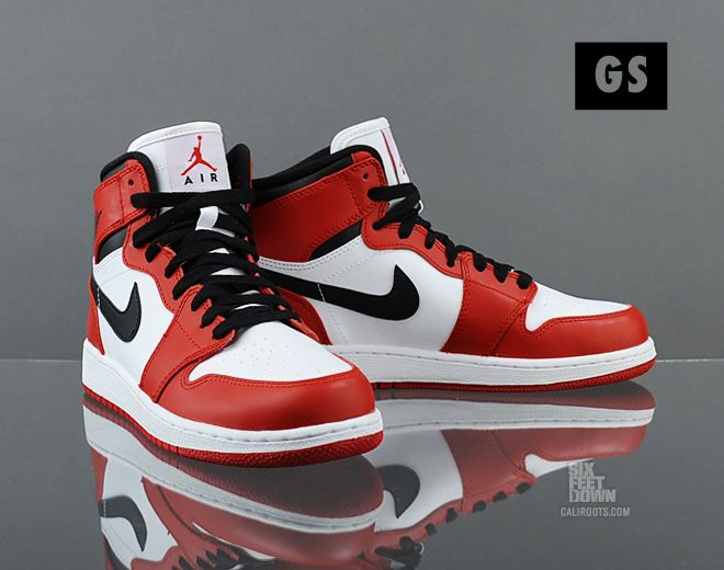 huge selection of 27a14 d19fa Jordan Air Jordan 1 Retro High GS (332558 163) - Caliroots.com