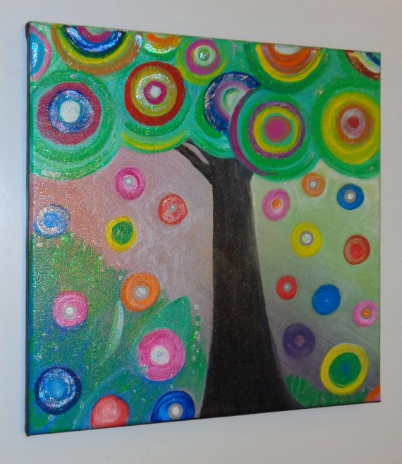 kids painted canvas similar to childrens canvas wall art abstract