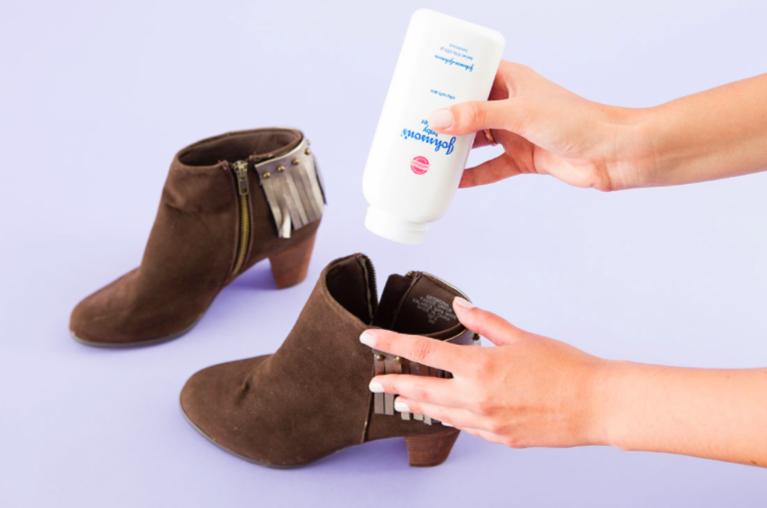 2 astuces pour des chaussures qui couinent quand vous