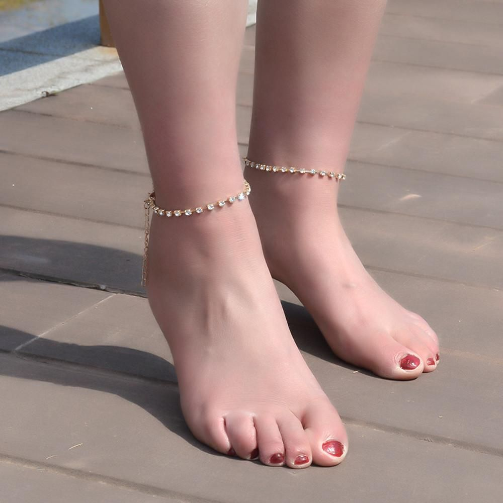 fullxfull anklet dainty turtle sterling silver bracelets bracelet ankle adjustable il opal products