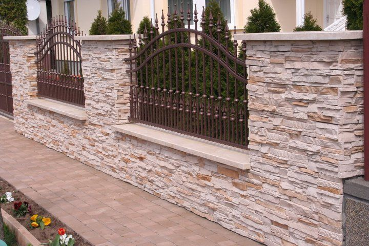 Pin By Nidhi Karnik On Boundary Wall House Fence Design