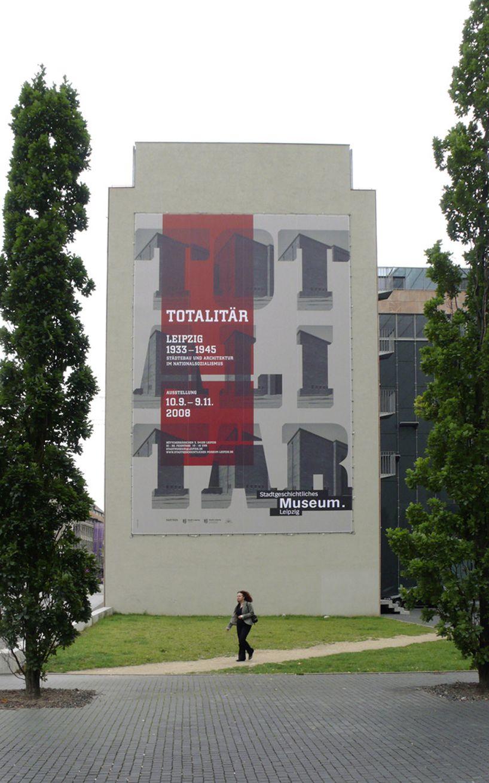 gourdin & müller: totalitarian architecture exhibit
