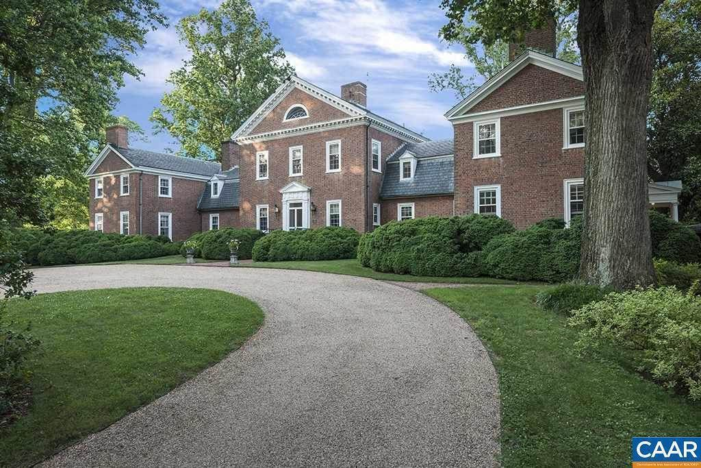 An elegant and historic virginia estate for sale