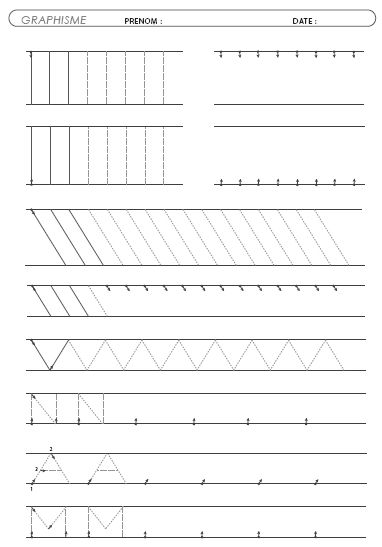 Graphisme gs graphisme - Exercice gs a imprimer ...