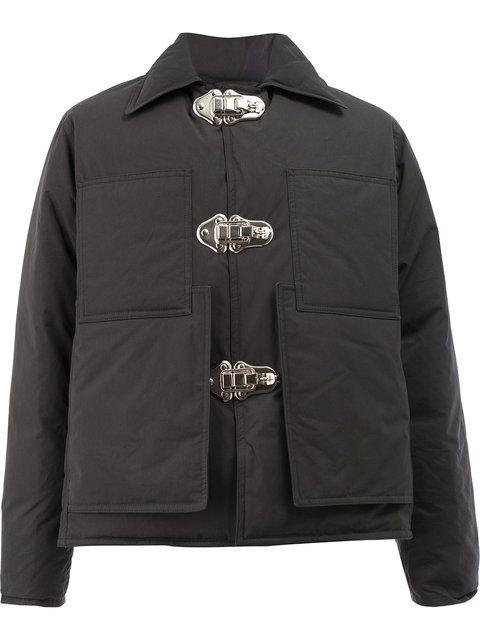 Craig Green Buckle Detail Jacket Craiggreen Cloth Jackets Craig Green Quilted Jacket