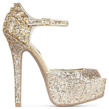 a0fae26d06497 Olsenboye® Marigold Glitter Platform Sandals - jcpenney