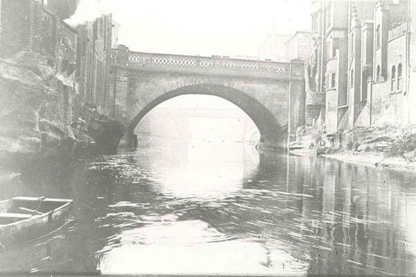 Lancashire Bridge 1931